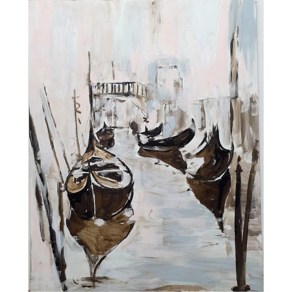 Barconi a Venezia